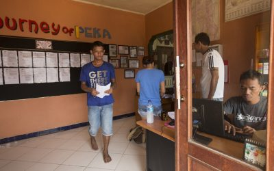 A Look at Community-based Harm Reduction in Indonesia