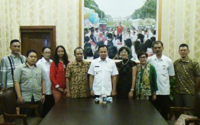 Bogor City Government Embraces PEKA and UNAIDS